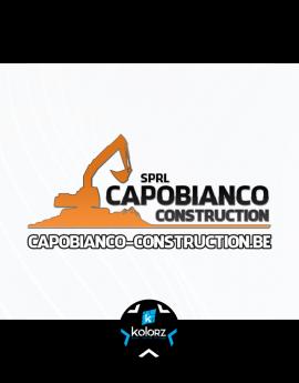 Création de logo et identité visuelle professionnelle CAPOBIANCO