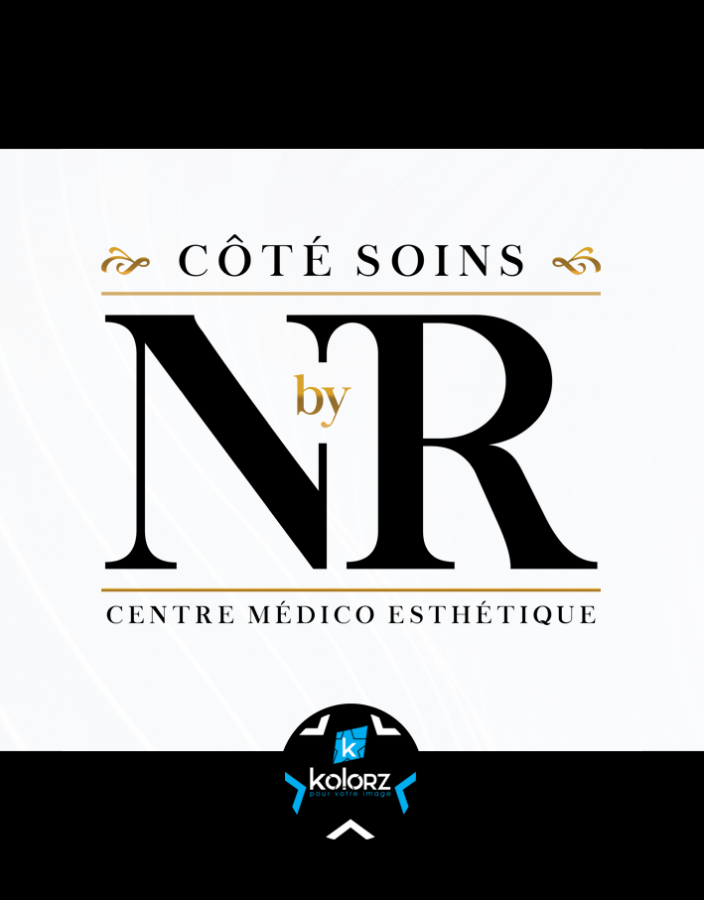 Création de logo et identité visuelle professionnelle COTE SOINS BY NR