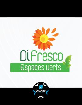 Création de logo et identité visuelle professionnelle DI FRESCO