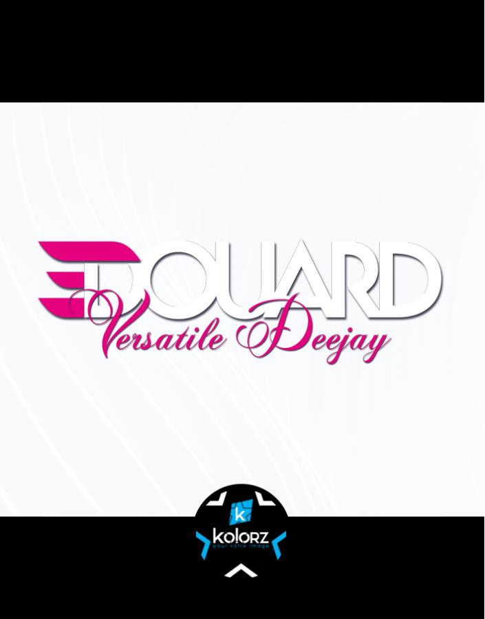 Création de logo et identité visuelle professionnelle DJ EDOUARD